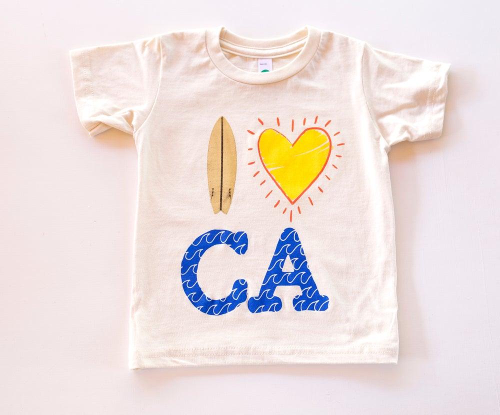 Image of I Heart CA