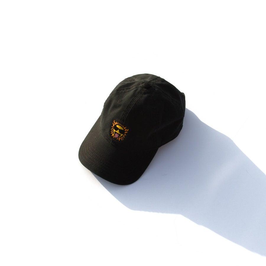 Image of SHMOPLIFE X PINK DOLPHIN BLAZE CAP