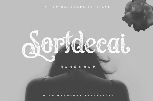 Image of Sortdecai Handmade