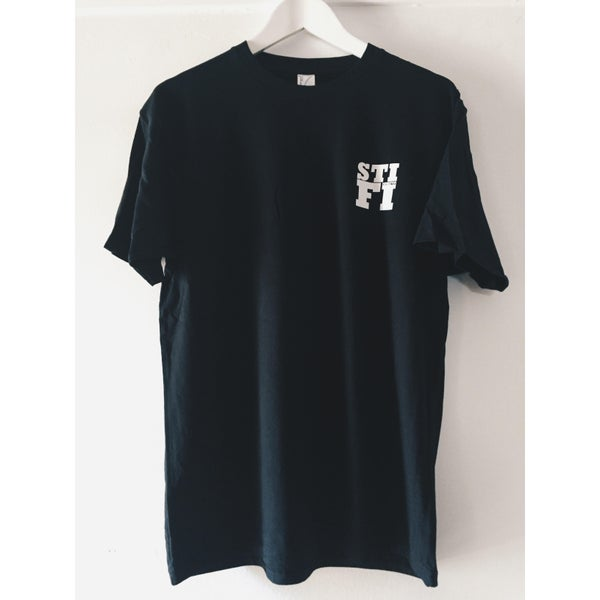 Image of STIFI Pocket Tee - Black