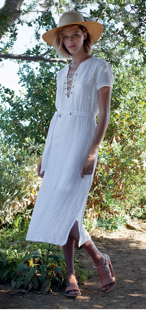 Image of Three Dots Abby Dress