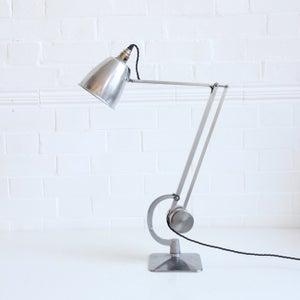 Image of Hadrill & Horstmann counterpoise desk lamp