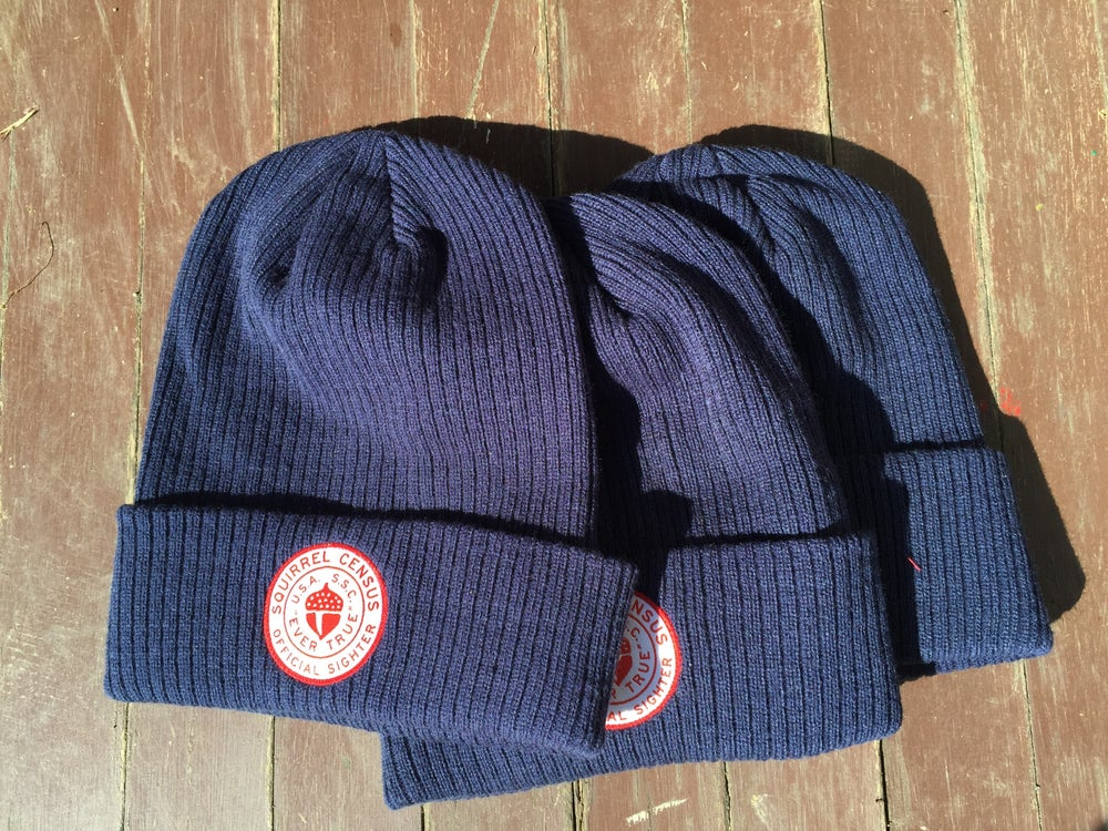 Image of Official Squirrel Sighter Beanie