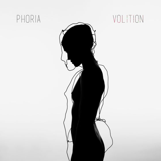 Image of Phoria - Volition (Album) CD (XN010)
