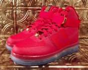 Image of NIKE AIR FORCE 1 CMFT RED
