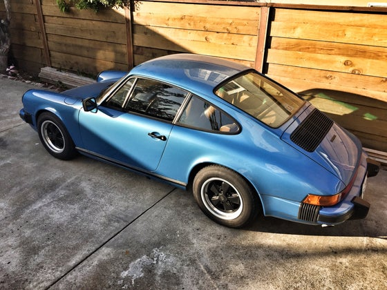 Image of 1977 Porsche 911s