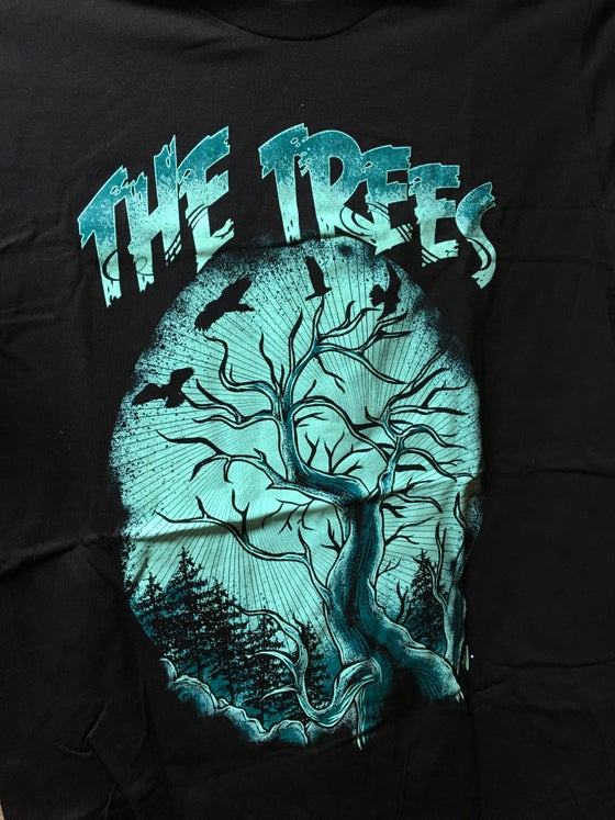 Image of THE TREES T-SHIRT