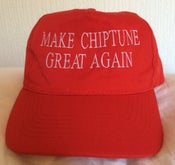 "Image of ""Make Chiptune Great Again"" Baseball Cap [SOLD OUT]"