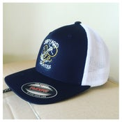 "Image of FLEX FIT mesh ""ANCHOR"" Cap"