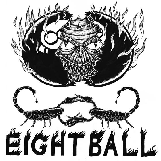 Image of EIGHTBALL - Self-titled EP
