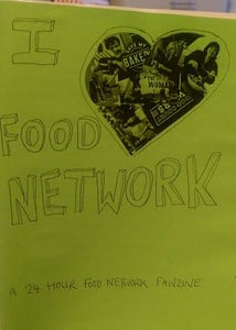 Image of I love Food Network