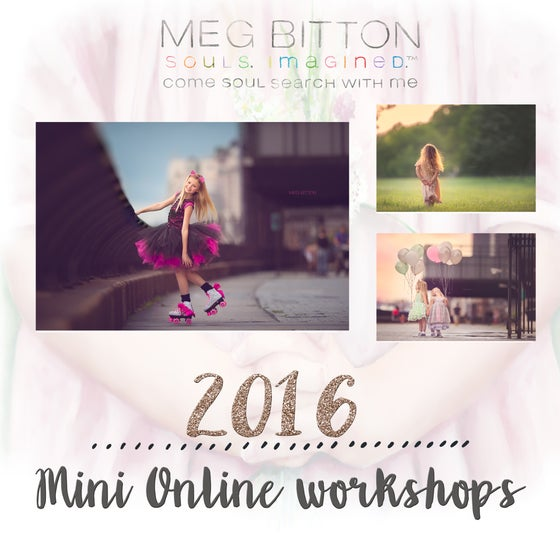 Image of LAST Mini ONLINE Workshops 2016