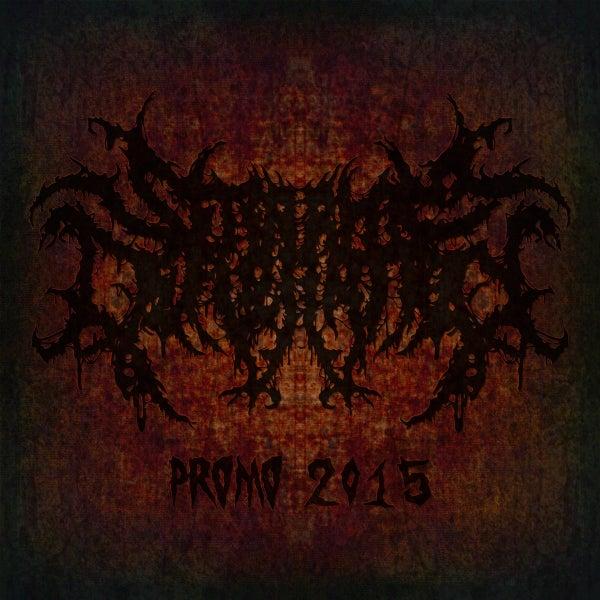 "Image of Seraphim Defloration ""Promo 2015"" CD"