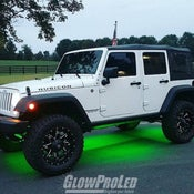 Image of LED UNDERGLOW KIT (4) 2ft strips (Choose Color in options)