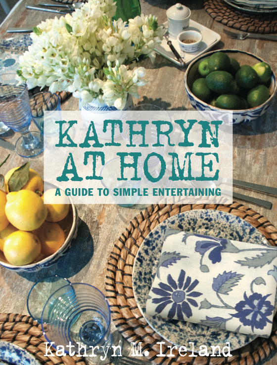 Image of Kathryn at Home