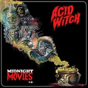 Image of Acid Witch - Midnight Movies Lp