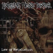 Image of Extreme Noise Terror - Law Of Retaliation Lp