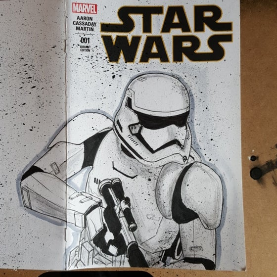 Image of First Order Stormtrooper