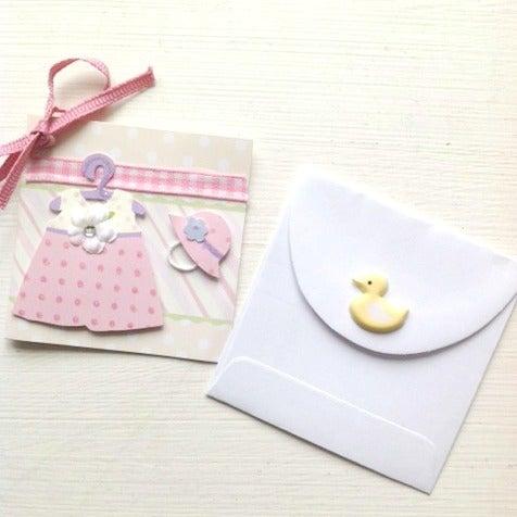 Image of CARD NASCITA BIMBA