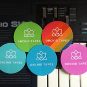 Image of ORCHID TAPES STICKER PACK