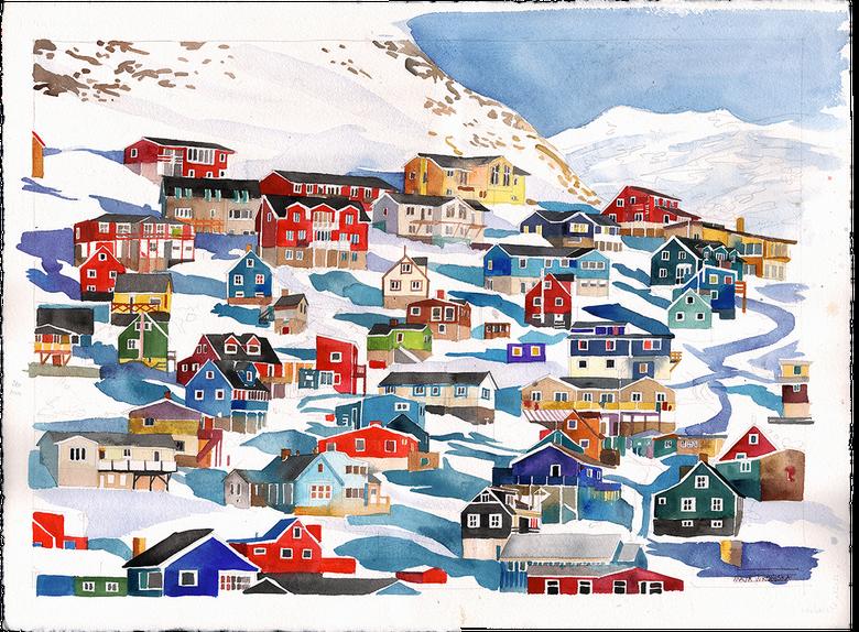 Image of Qaqortoq