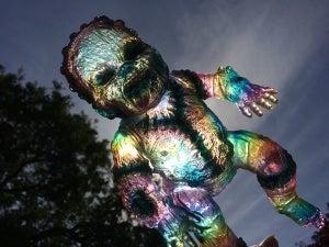 Image of Custom Gergle - Miscreation Toys Autopsy Baby