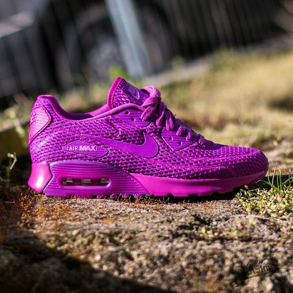 Image of NIKE AIR MAX 90 PURPLE