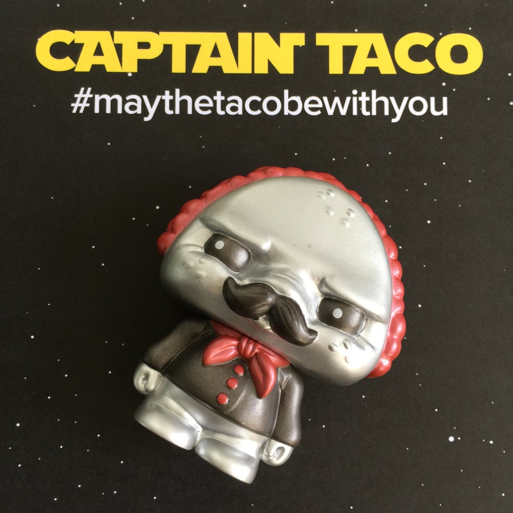 Image of Captain Taco