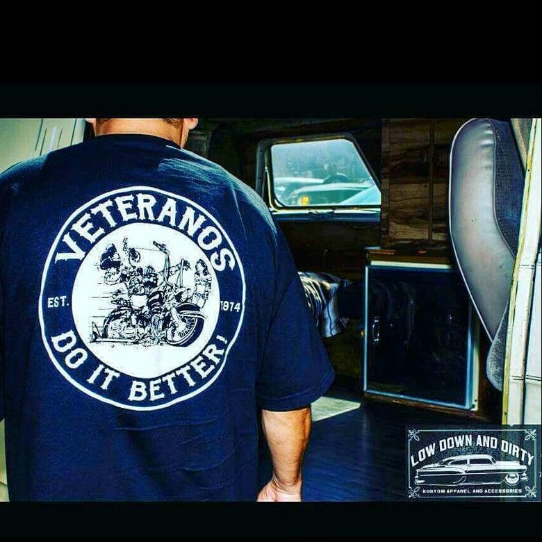 Image of Veteranos Do It Better