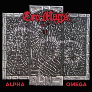 Image of CRO-MAGS - Alpha Omega