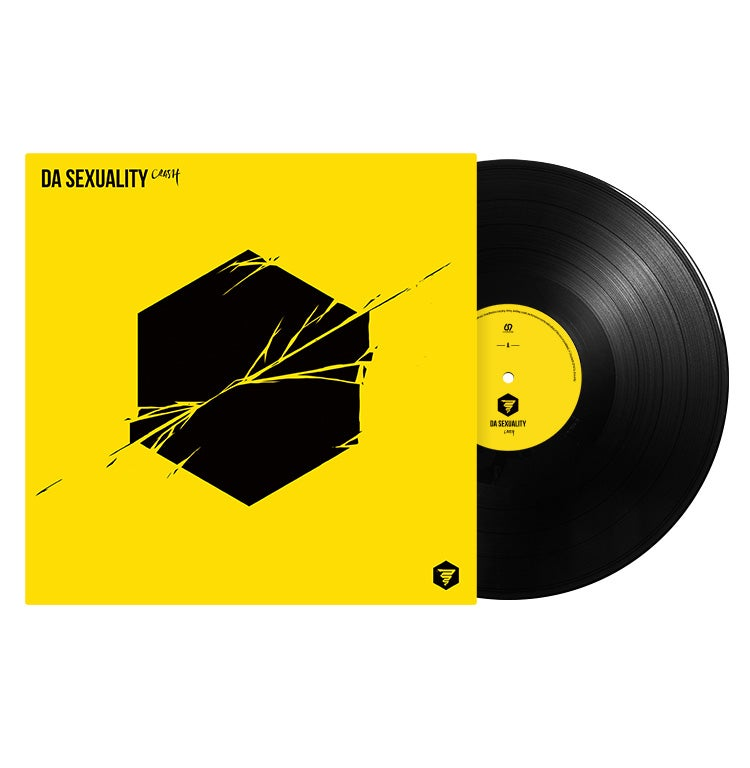 Image of Crash EP - Vinyl Limited Edition