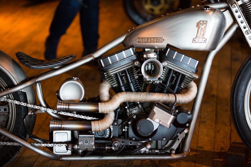 Image of PANHEAD COVERS
