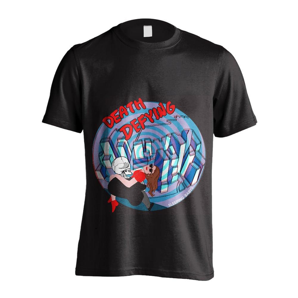 Image of Death Defying T-shirt