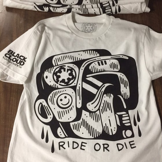 Image of RIDE OR DIE SHORT SLEEVE