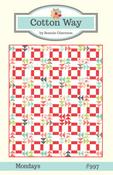 Image of Mondays PDF Pattern #997