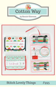 Image of Stitch Lovely Things PDF Pattern #995
