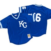 Image of KC ROYALS AUTHENTIC JERSEY