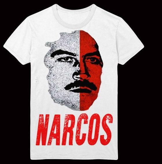 Image of White Escobar T-Shirt