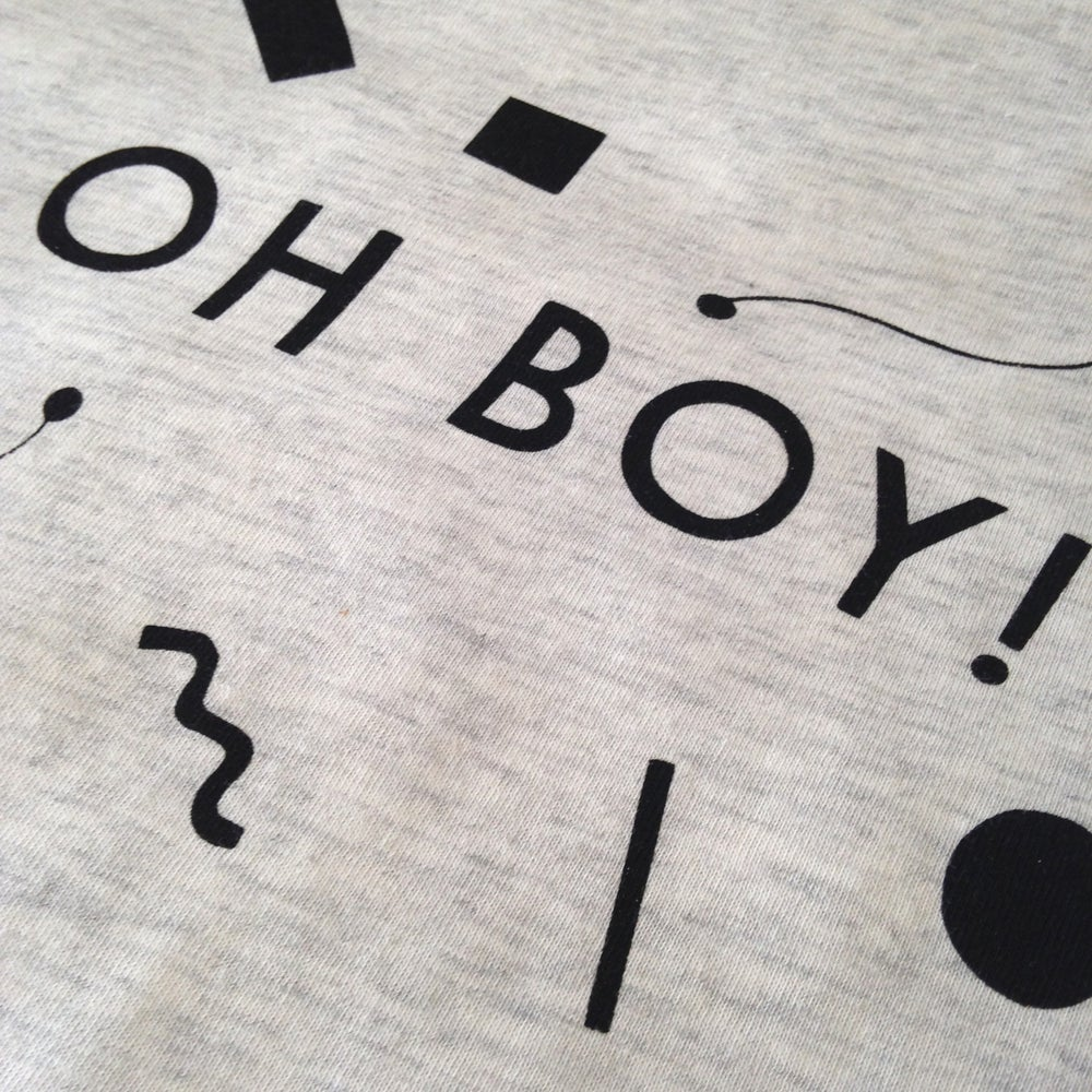 Image of OH BOY! SUMMER EDITION