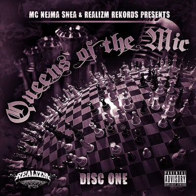 Image of Queens of the Mic (Double Disc CD Release)