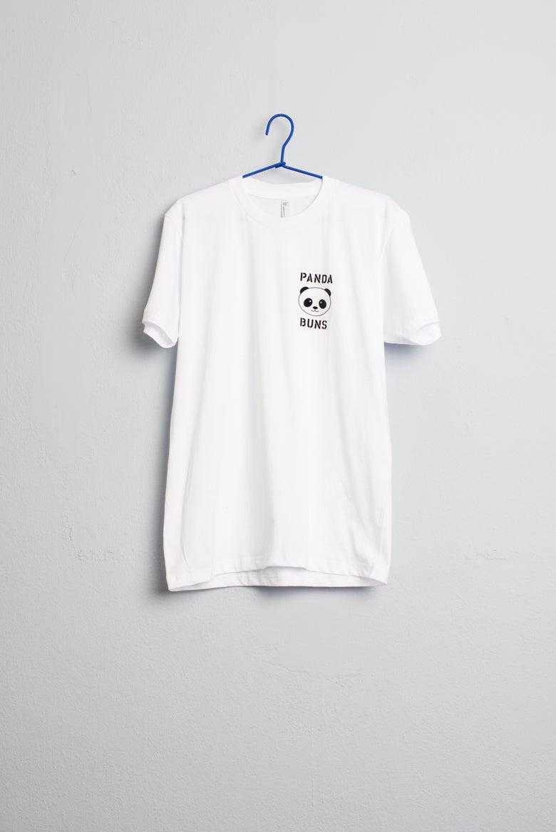 Image of The Panda Buns Original Logo T-Shirt
