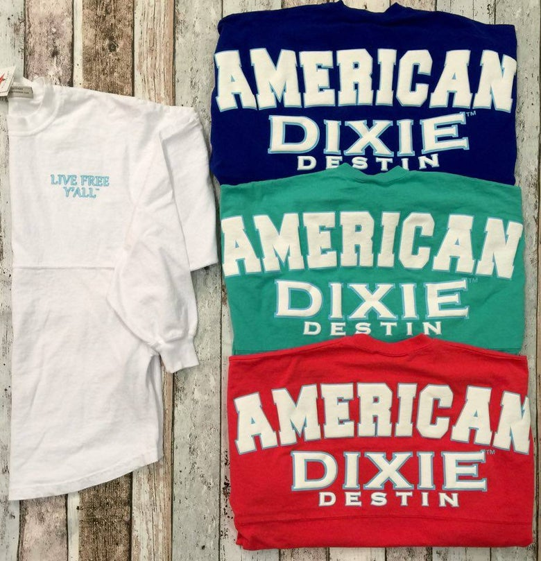 Image of American Dixie: Solid Jersey