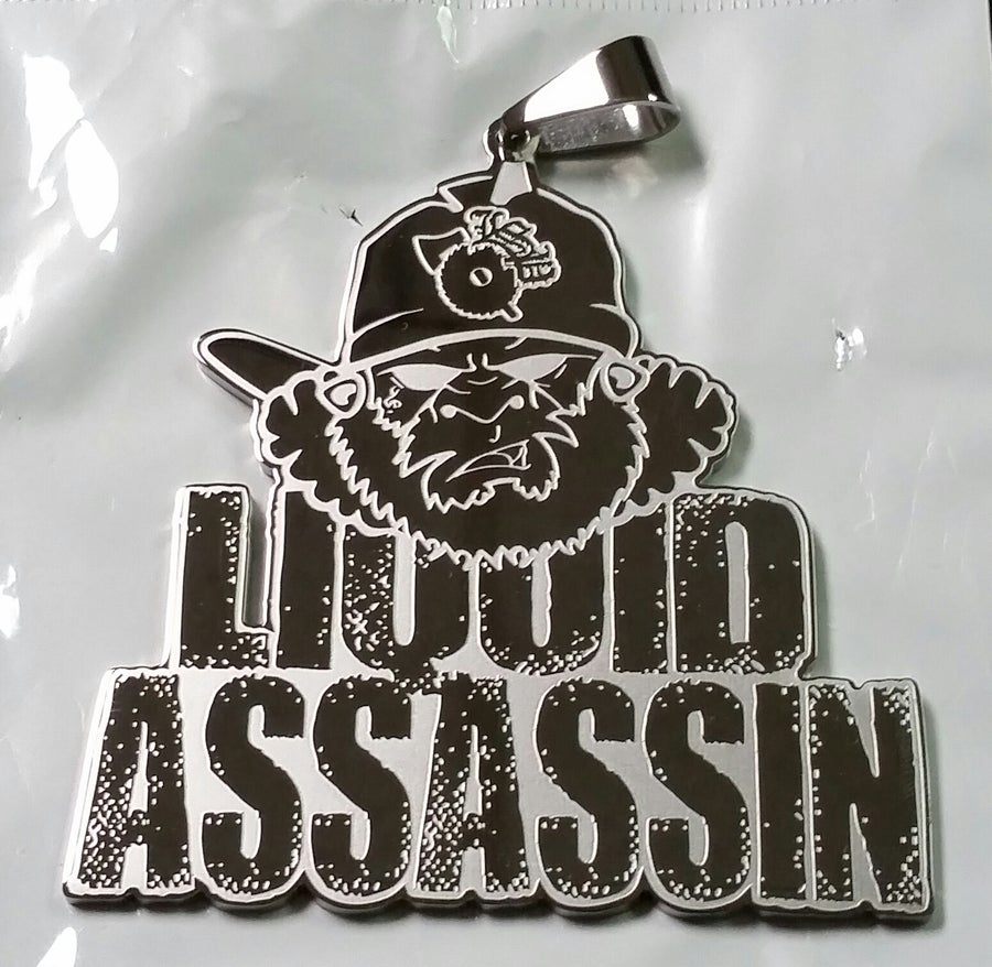 Image of LIQUID ASSASSIN CHARM