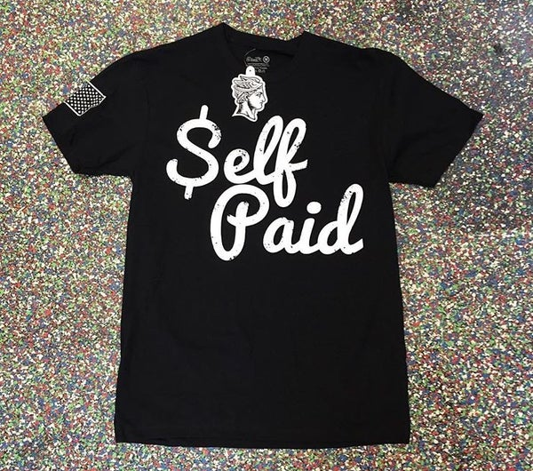 Image of SELF PAID TEE SHIRT