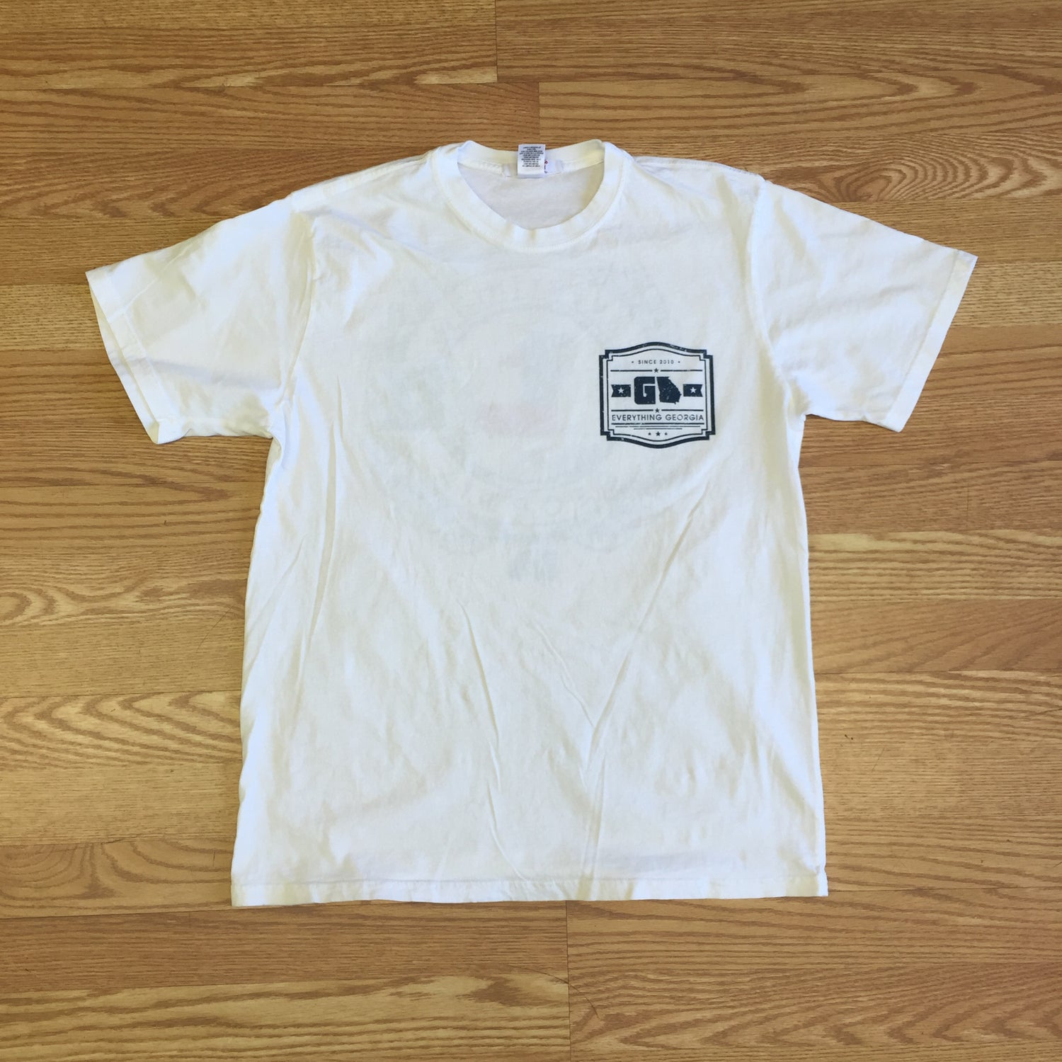 "Image of Everything Georgia ""Stamp"" Tee (NEW)"