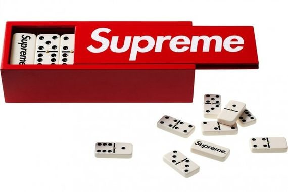 Image of Supreme Domino Set