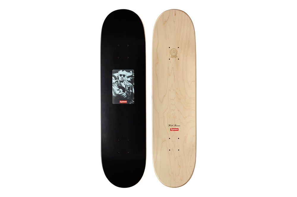 Image of Supreme 20th Anniversary Taxi Deck, Black and Natural