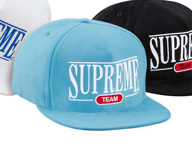 Image of Supreme University 5-Panel Teal