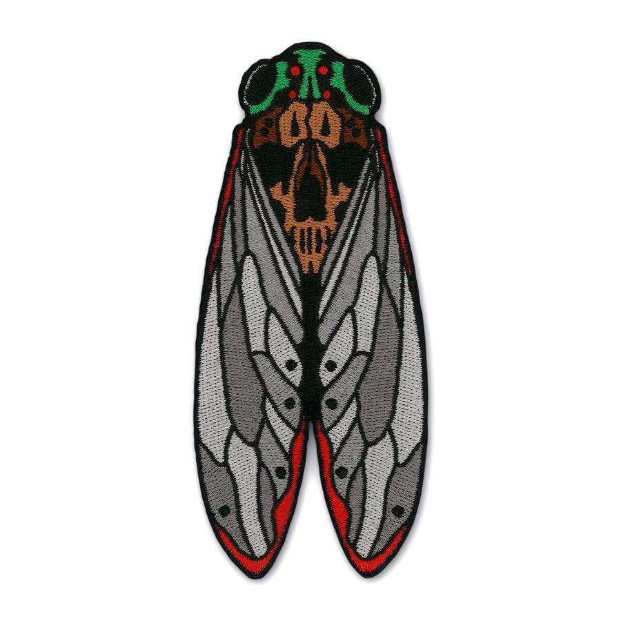 Image of Death's-Head Cicada Patch
