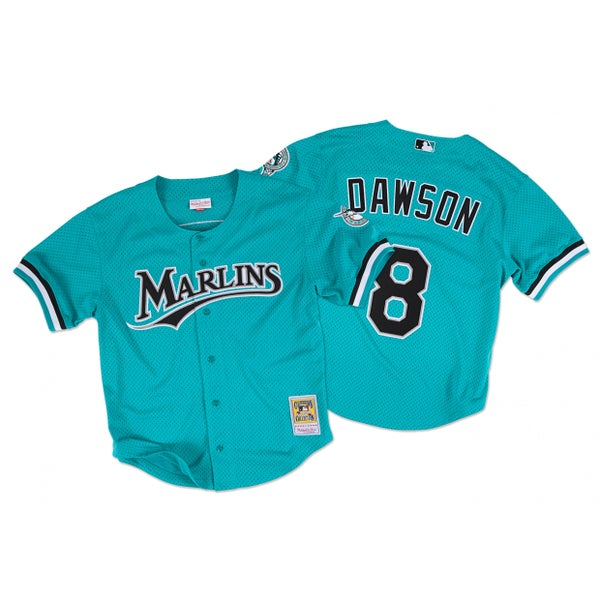 Image of FLORIDA MARLINS BASEBALL JERSEY
